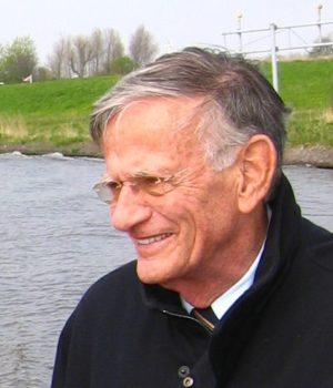 Jan Roos, oud-voorzitter NGI