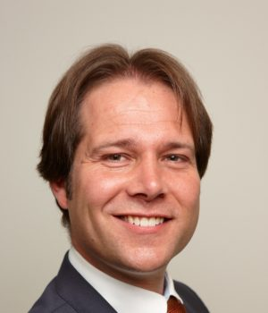 Vincent Kranenburg, HR director Fujitsu