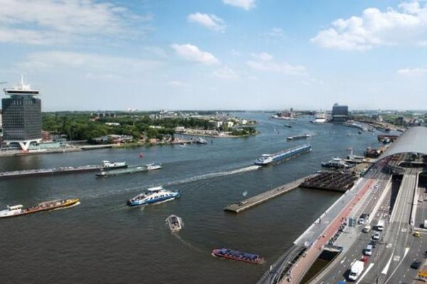 Havenbedrijf Amsterdam op weg naar een 'digitale haven in een digitale wereld'