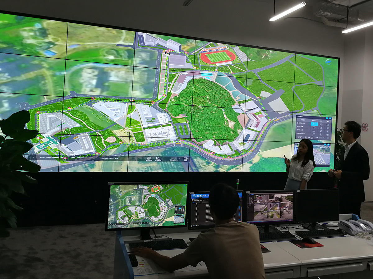 Campus-Shenzen-Huawei-1